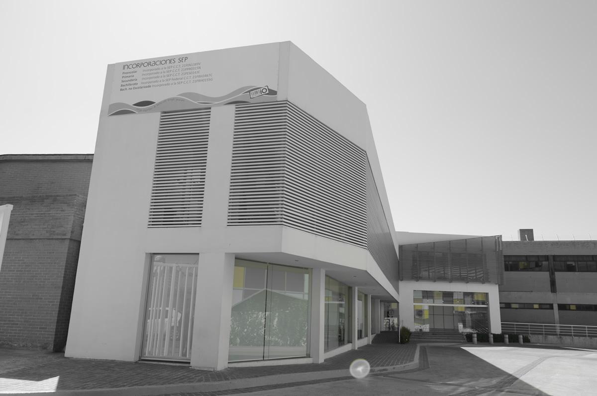 Oficinas directivas instituto oriente for Proyectos arquitectura